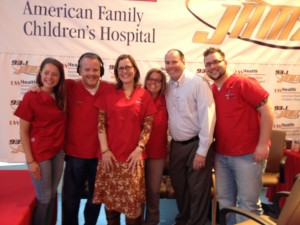 American Family Children's Hospital Radiothon