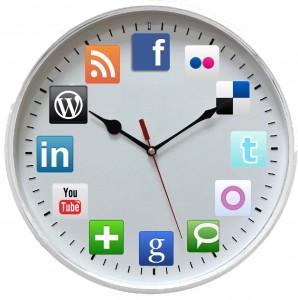 social-clock